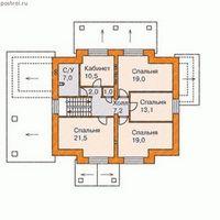 Натуральный дом. выбираем натуральный материал для строительства коттеджа