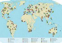 Натуральный камень: мировые месторождения и способы добычи