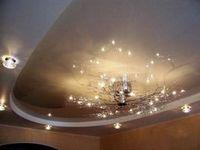 Небо в ванной комнате. варианты отделки потолка