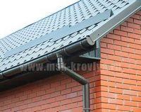 Нюансы обустройства крыши из металлочерепицы