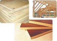 Новые материалы на древесной основе