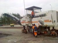 Новые технологии восстановления дорожного покрытия.
