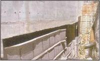 Новый гидроизолирующий материал - енкадрайн. защита подвалов и подземных сооружений от воды.