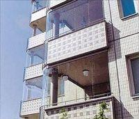 Новый способ безрамного остекления балконов из финляндии. конструктивные особенности, технология изготовления ...
