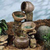 О фонтанах. комнатные фонтаны в доме, декоративные фонтаны - устройство, полезные свойства