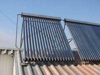 Об эффективности солнечных систем в средней полосе