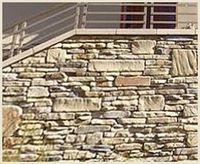 Облицовка фасадов песчаником