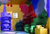 Общие понятия об окраске стен