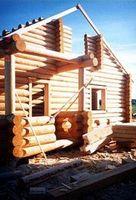 Общие сведения о конструкциях деревянных домов