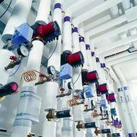 Обслуживание инженерных систем зданий. ремонт насосного оборудования, трубопровода