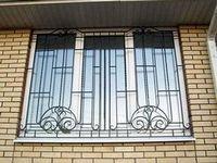 Оконные решетки. кованые решетки на окна, сварные, металлические - вопросы выбора