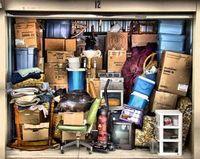 Организуем систему хранения вещей. нетривиальные решения традиционных задач