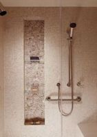 Основательный ремонт ванной комнаты