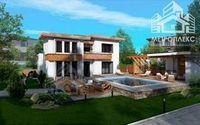 Особая категория: загородный дом с бассейном