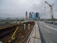 Особенности монолитных работ при строительстве эстакад и дорожных развязок