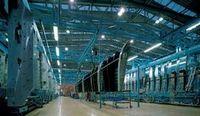 Особенности освещения производственных помещений