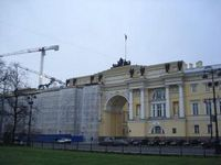 Особенности реконструкции памятников архитектуры
