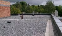 Особенности строительства крыш