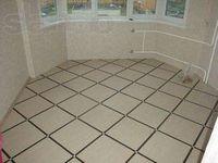 Особенности укладки керамической плитки на пол и стены
