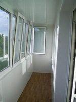 Остекление балкона, лоджии