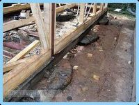 От фундамента до паровоза: изделия из старых покрышек