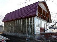 Отделка фасада сайдингом: применение винилового сайдинга для отделки фасада дома