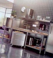 Открытые кухни. стильные кухни с открытым пространством
