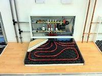 Отопление. теплые полы rehau. область применения, комфортные температуры помещений, системы напольного отопления rehau