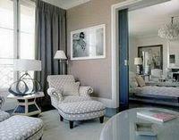 Парижский стиль в интерьере квартиры