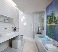 Переделка ванной комнаты – быстро, не дорого и оригинально