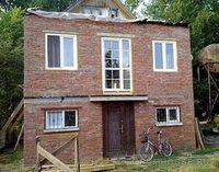 Перестройка дома с минимальными затратами. установка окон