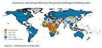 Перспектива пресной воды к 2050 году