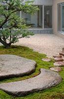 Пешком по саду. мощение дорожек. создание дорожек в саду из камня, гравия, кирпича и других материалов