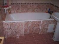 Плитка в ванной комнате