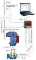 Pm175 satec для мониторинга эффективности работы электронасосов. регистрация режимов работы и запуска электронасосов.