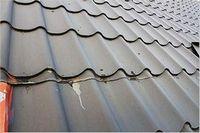 Почему течет крыша из профнастила: причины и ремонт