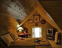 Под крышей дома своего. дизайн мансарды
