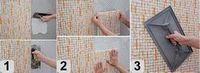 Подготовка основания под укладку плитки или мозаики