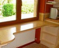 Подоконники и отливы для деревянных окон. выбор материала