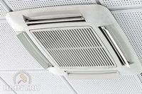 Подвесной кондиционер для подвесного потолка