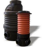 Подземный дренаж. создание дренажной системы - дренажные трубы, дренажный колодцы. укладка дренажных труб