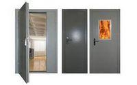 Потивопожарные деревянные двери - надежный барьер против огня!!!