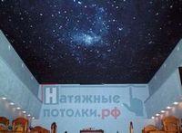 Потолок звездное небо: натяжные потолки clipso