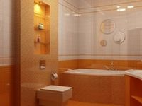 Правильное освещение в ванной