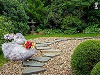 Приемы ландшафтного дизайна в саду