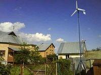 Применение ветроэлектростанции для частного дома