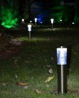 Проектирование освещения в саду