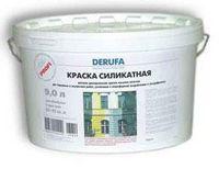 Профессиональные фасадные краски derufa. российское производство фасадной краски