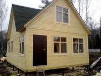 Профилированный брус, его преимущества. деревянные дома из профилированного бруса