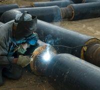 Прокладка и ремонт трубопровода